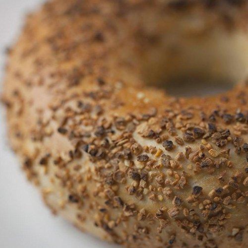 12 Fresh New York City Bagels (Garlic) ()