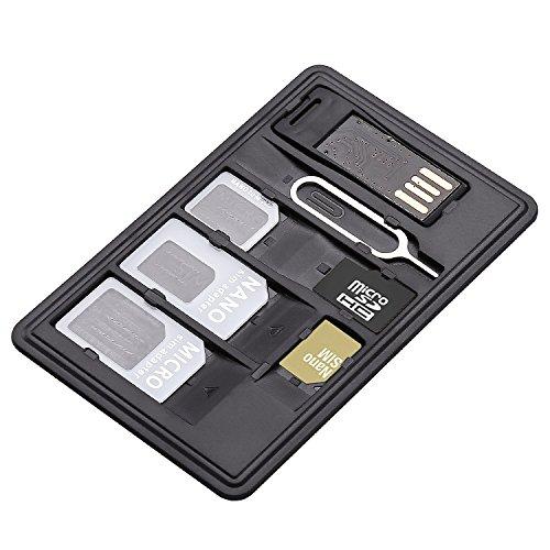 SIM card adapter +SIM card holder