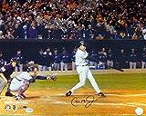 Autographed Cal Ripken Jr. Photo - 16x20 Last Career At Bat 17305 - PSA/DNA Certified - Autographed MLB Photos