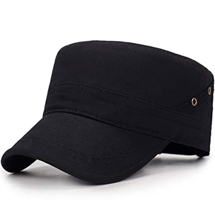 ZKADMZ@ Carta Gorras Bordadas Amante Hombres Mujeres Gorra Color Puro Snapback Sombrero Negro Blanco Sombrero