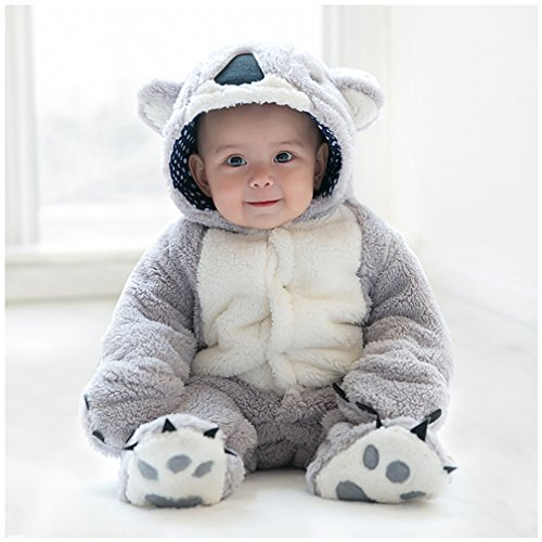 Boleyn Baby Cute Koala Bear Costumes Casual Clothes