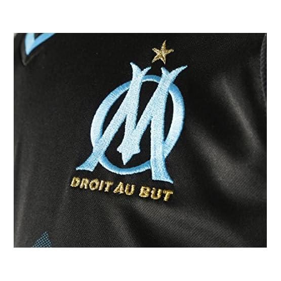 PUMA Olympique de Marseille Away Shirt Replica SS Kids Maillots Enfant