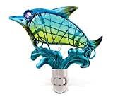 Puzzled Night Light Dolphin