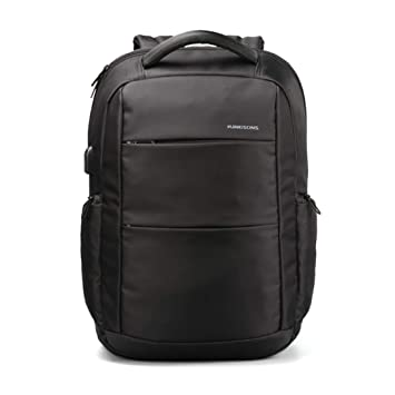 60fe8c313b1d Amazon.com: USB Charge Backpack Male Mochila Escolar Laptop Backpack ...