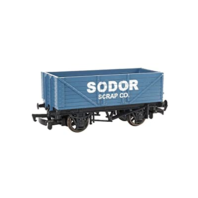 Thomas & Friends - Sodor Scrap Co. Wagon - HO Scale: Toys & Games