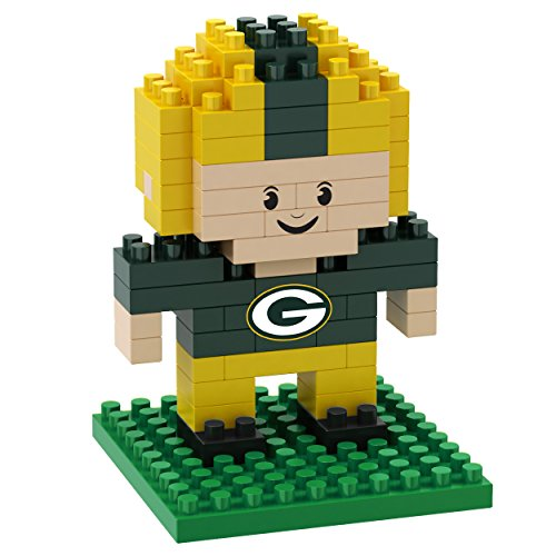 Green Bay Packers 3D Brxlz - Player -