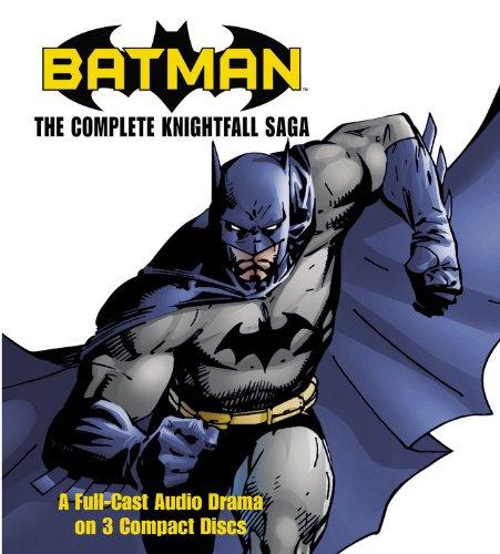 Batman: The Complete Knightfall Saga