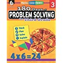 180 Days of Problem Solving for Third Grade (180 Days of Practice)