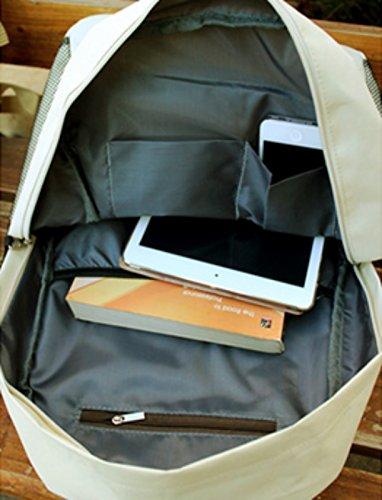 rare Schultertasche Tasche Shoulder Bag Rucksack reisetaschen Held Creme new