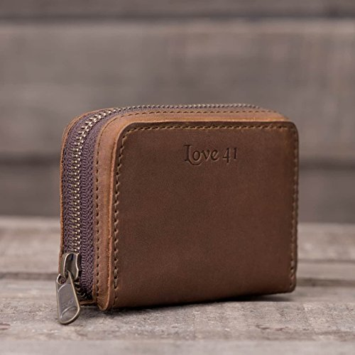 Love 41 Accordion Credit Card Wallet Includes 41 Year Warranty by love (Image #2)