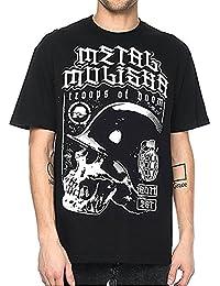 Men's Doom SS T Shirt Black