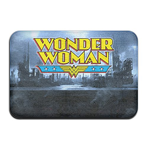 [MEGGE Wonder Woman 1 Outdoor Mat] (Wall E Costume Disney)