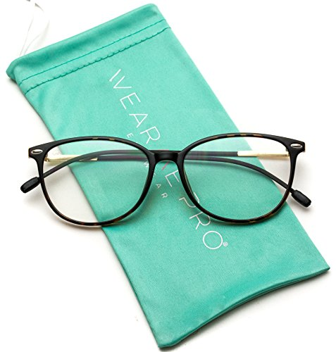 WearMe Pro - Elegant Classic Thin Frame Women Cat Eye Prescription ()
