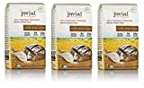 Jovial 100% Organic Einkorn Whole Wheat Flour(3 Pack)