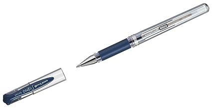 metallic violett wasserfest 0,65mm uni-ball Gel-Tintenroller SIGNO broad UM-153