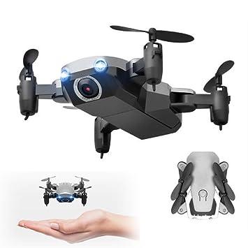 HAHA Drone, Mini Drone con Cámara HD, Quadcopter WiFi,Avión ...