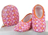 Snoozies Cute Prints Mixed Designs Plush Skinnies & Travel Pouch