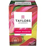 Taylors of Harrogate Sweet Rhubarb Infusion, 20 Teabags