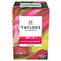 We've combined the natural sweetness of rhubarb with tangy apple pieces and a pinch of blackberry leaf to make a wonderfully vibrant infusion.