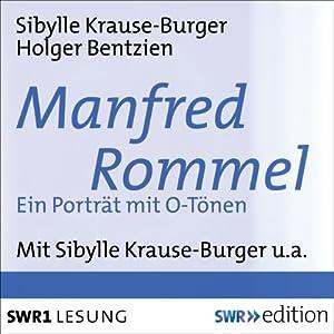 Manfred Rommel Hörbuch