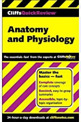 by Phillip E. Pack Ph.D. Anatomy and Physiology (Cliffs Quick Review)(text only)1st (First) edition[Paperback]2001 Paperback