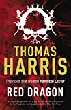 Front cover for the book Red Dragon by Thomas Harris