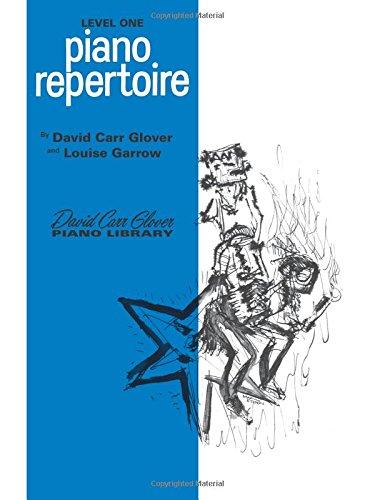 - Piano Repertoire: Level 1 (David Carr Glover Piano Library)