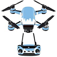 Skin for DJI Spark Mini Drone Combo - New York| MightySkins Protective, Durable, and Unique Vinyl Decal wrap cover | Easy To Apply, Remove, and Change Styles | Made in the USA