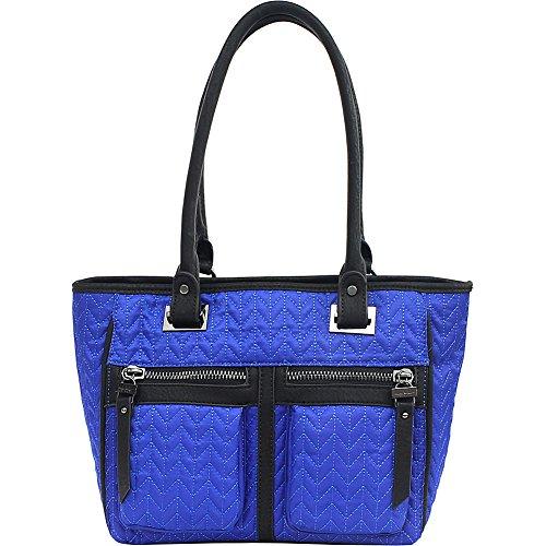 nicole-miller-new-york-astoria-medium-tote-azure-blue-black
