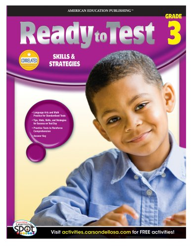 Ready to Test, Grade 3: Skills & Strategies