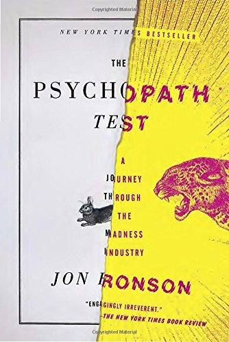 Psychopath Test Journey Industry 2012 05 01 product image