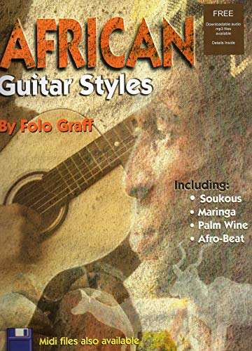 - African Guitar Styles Book with audio files