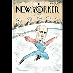 The New Yorker, February 3rd 2014 (Ian Johnson, Ken Auletta, Peter Schjeldahl)
