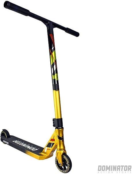 Dominator Team Edition Completa Pro Stunt Scooter - Oro ...