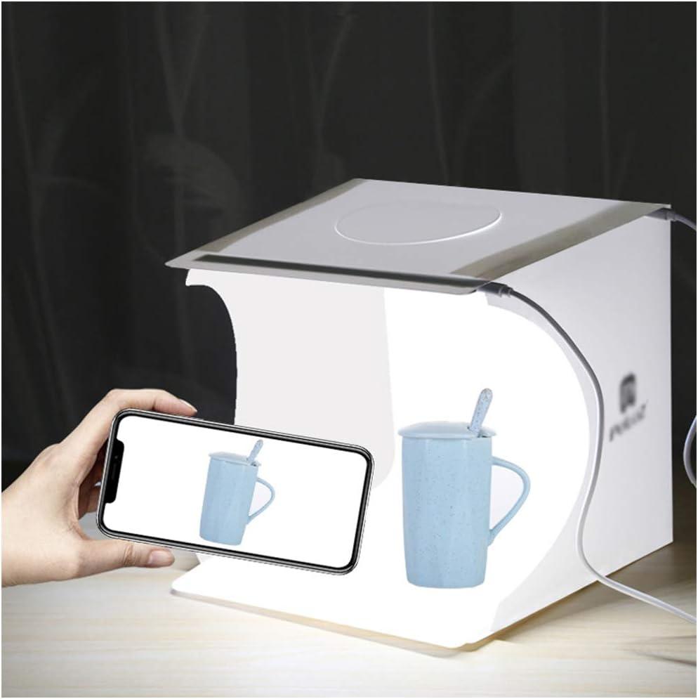 ALXDR Caja de luz Plegable y portátil para Estudio fotográfico con ...