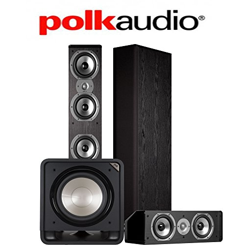 Polk Audio TSi 500 3.1 Home Theater Speaker Package