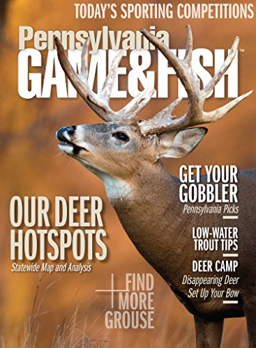 Best Price for Pennsylvania Game & Fish Magazine Subscription