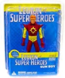 Legion of Super-Heroes: Sun Boy, 6 Poseable Action Figure