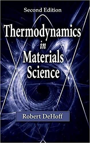 Thermodynamics in materials science second edition robert dehoff thermodynamics in materials science second edition 2nd edition fandeluxe Images