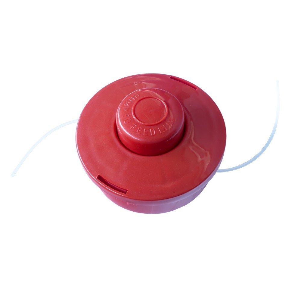 Nemaxx 2X FS2 Cabezal de Doble Hilo semiautomático - Cabezal de Corte de siega -Accesorios de Corte - Hilo de Nylon - Carrete para desbrozadora ...
