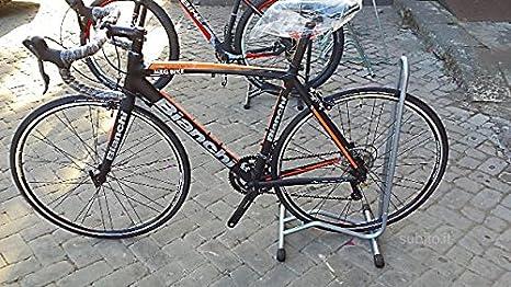 Bianchi - Bicicleta de carrera Via Nirone 7: Amazon.es: Deportes y ...