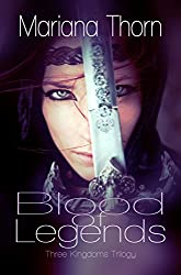 Blood of Legends (Three Kingdoms Trilogy Book 2)