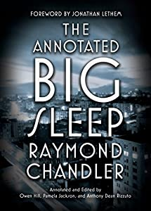 The Annotated Big Sleep by Vintage Crime/Black Lizard