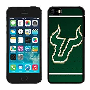 LJF phone case iphone 6 plus 5.5 inch Case Ncaa AAC American Athletic Conference South Florida Bulls 1 Pensonalized Phone Covers Apple Phone Cases