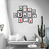 Homemaxs 12 Pack Picture Frames Collage Photo