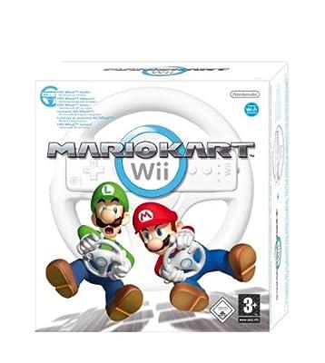 Nintendo Mario Kart Wii ( Wii)