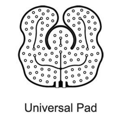 Ossur Cold Rush Universal Pad by Ossur