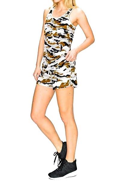 Amazon.com: Vibrant Vixen - Camiseta de tirantes para mujer ...