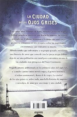 La ciudad de los ojos grises (Historica (algaida)): Amazon.es: G. Modroño, Félix: Libros