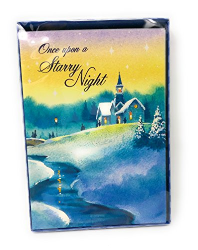 O Come Let Us Adore Him Box set Paper Cards with Envelopes Happy Holiday - O Macy